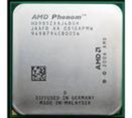 2007: AMD Phenom