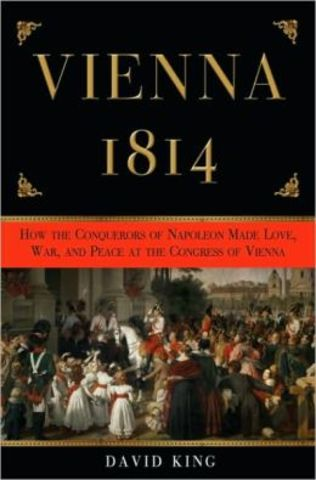 The Congress of Vienna meets
