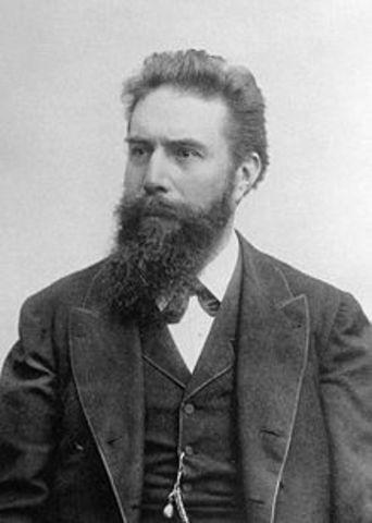 Wilhelm Röntgen- X-Ray Discovery