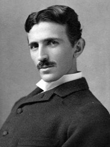 Nikola Tesla-Alternated current (AC)