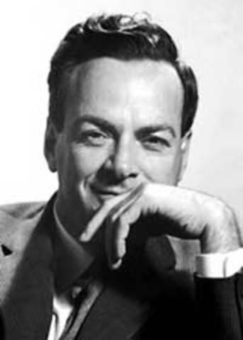 Richard Feynman-quantum electrodynamics,