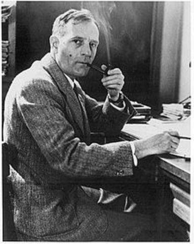 Edwin Powell Hubble- Hubble's Law