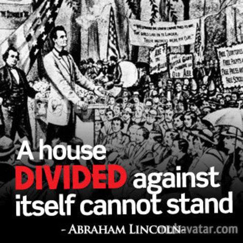 House Divided Speech