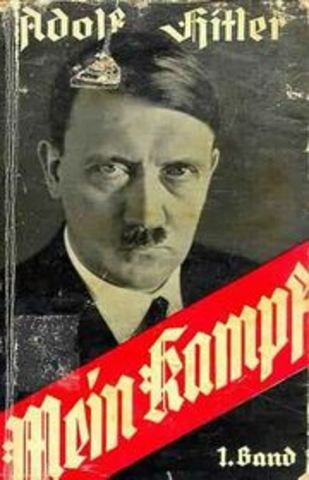 The Publication of Hitler's Mein Kampf