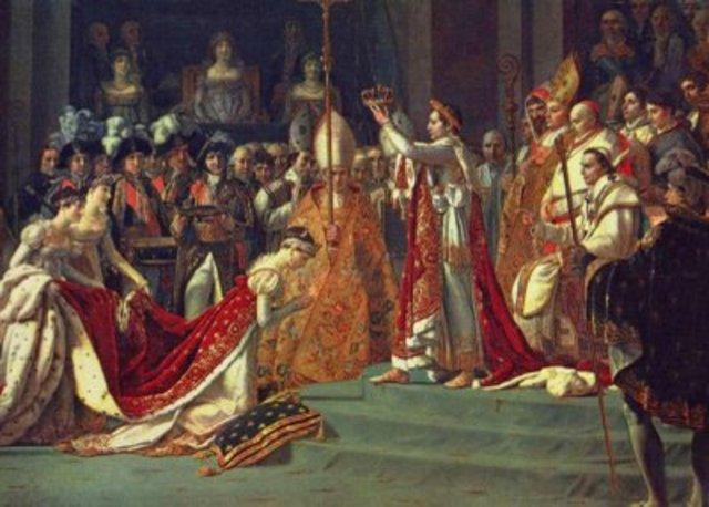 Napoleon gets married