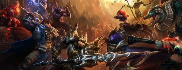 Official Launch of League of Legends