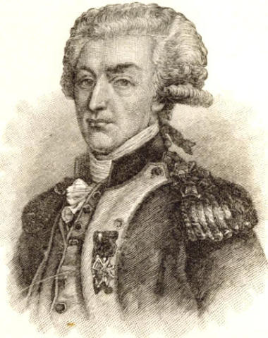 Lafayette appointed Commandante of the National Guard.