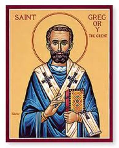 1000 Gregory the Great
