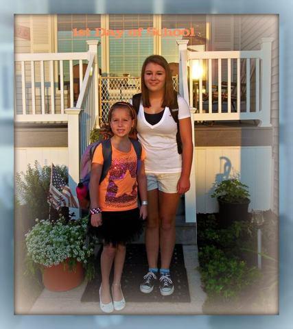 Primero dia de secundaria escuela