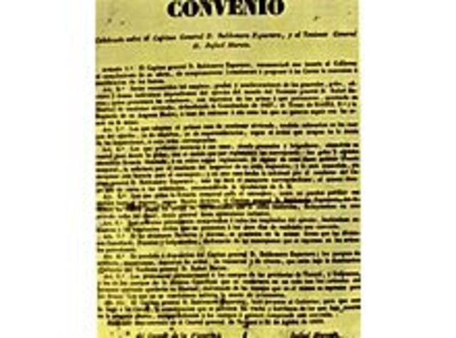 Convention of Vergara
