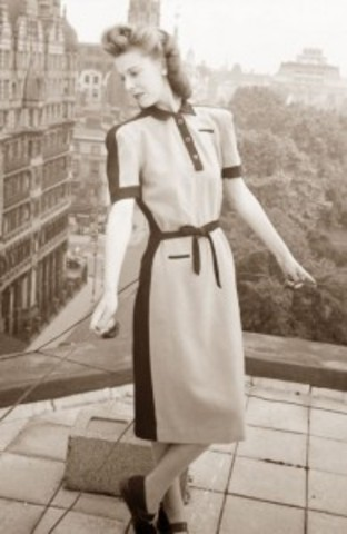World War    Ration Fashion