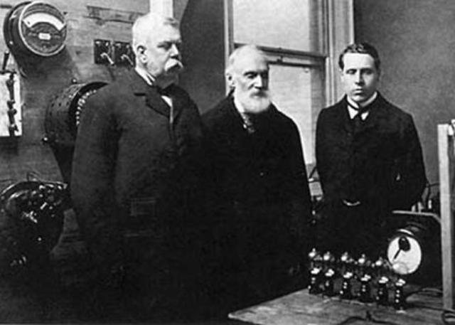 La primera empresa mundial de electricidad