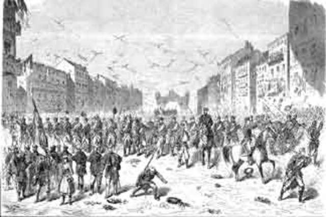 Second Carlist War (no exact date)