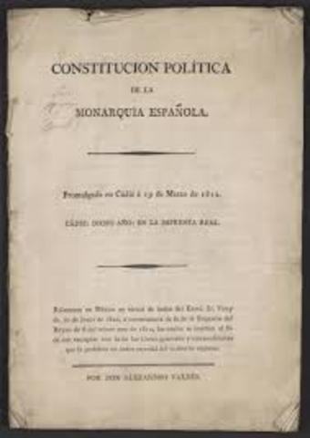 Constitution of 1812