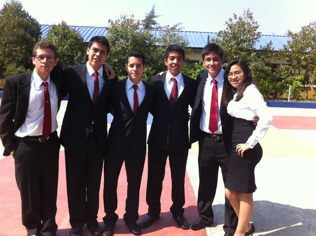 Graduacion Colegio