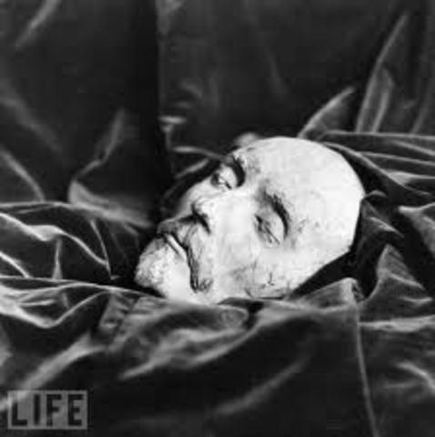 William Shakespeare dies