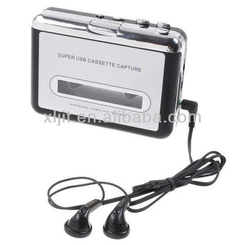 Audioguide à cassette