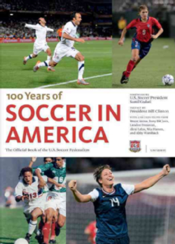 100 years of soccer in America(book)