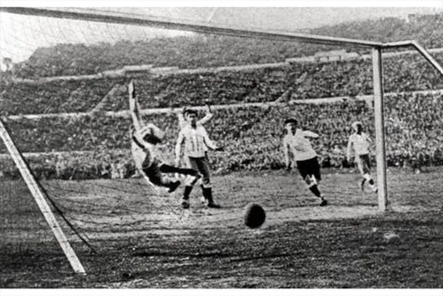 The first World Cup