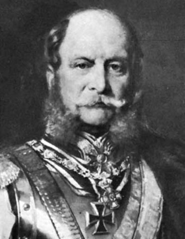 William I of Prussia becomes Emperor