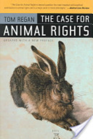 """""""The Case for Animal Rights,"""" by philosopher Tom Regan is published"""