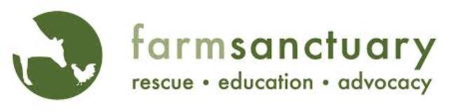 Farm Sanctuary is founded.
