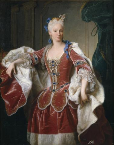Isabel of Farnesio of Parma