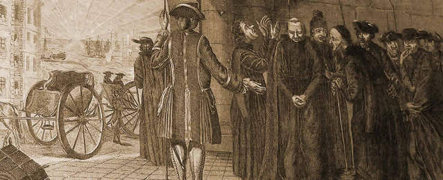 Expel of the Jesuits from Spain