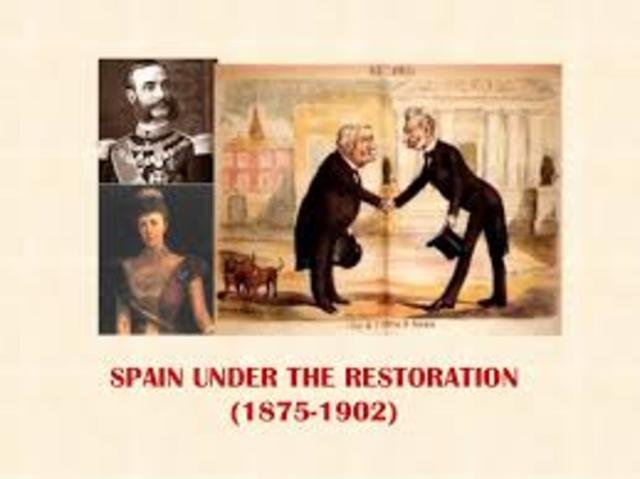 Spanish Restoration