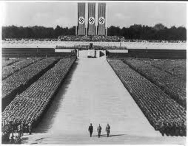 Hitler and the Nuremberg Race Laws