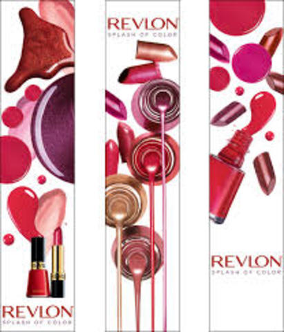 Revlon stops testing their products on animals.
