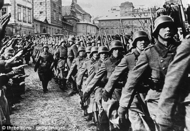 Hitler's invasion of the Netherlands