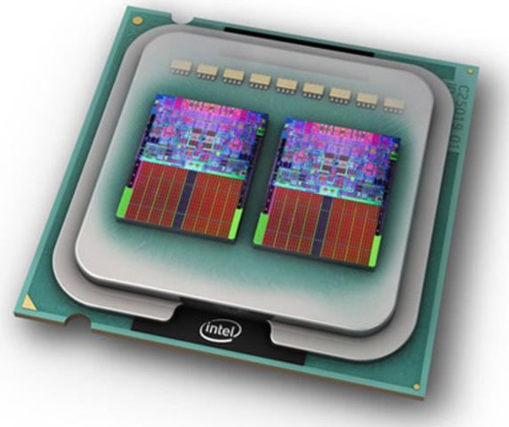 Intel Kentsfield