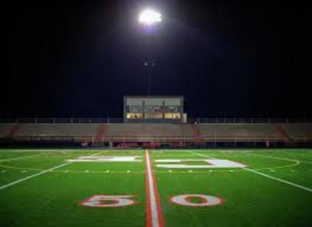 First Night TIme Football Game