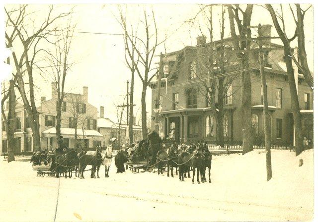 Winter in Concord
