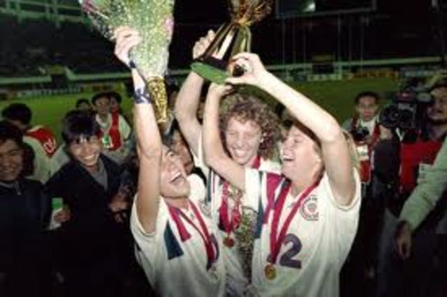Inauguro Women' World Cup