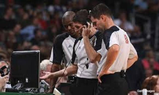 why every nba game has 3 refs now