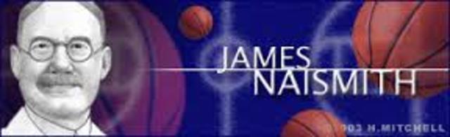 James Naismith Creates Best Sport Ever