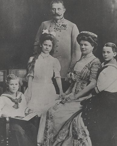 Archduke Franz Ferdinand of the Austro-Hungarian Empire is assassinated in Sarajevo