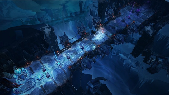 Howling Abyss Map released