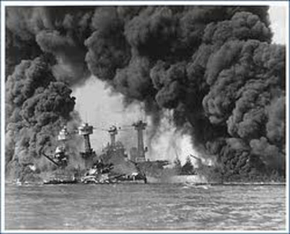 Pearl Harbor (War in the Pacific)
