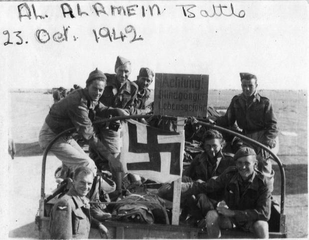 El Alamein (War in Europe)