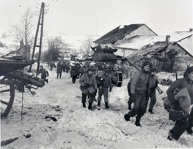 Battle of the Bulge (War in Europe)