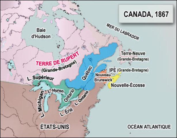 Acte de l'Amérique du Nord britannique (Confédération)