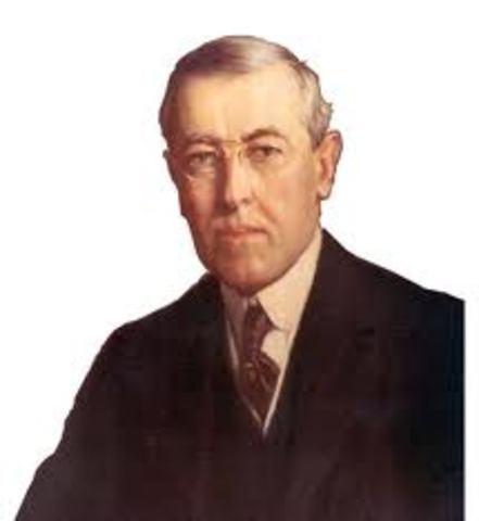 President Woodrow