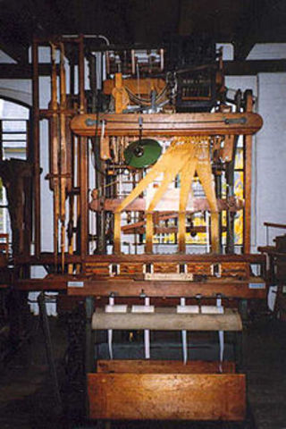 Перфокарта для ткацких станков, Франция