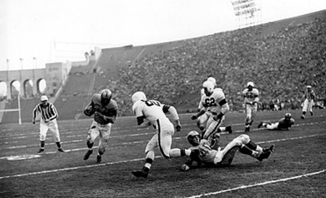 First Televised NFL Game