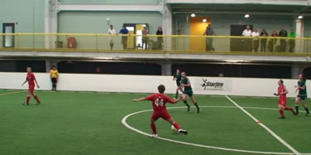 First Indoor Game