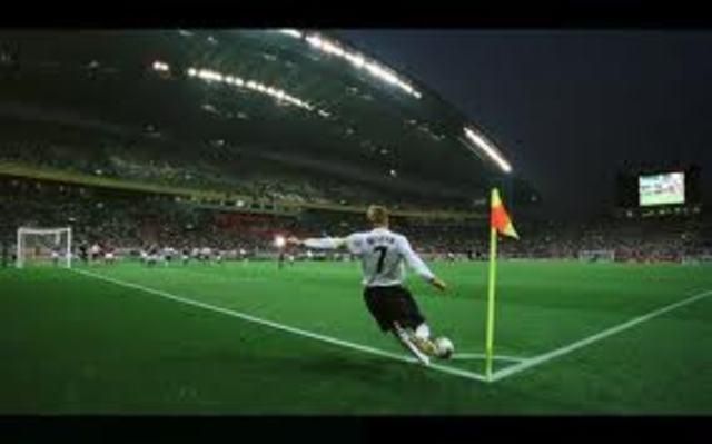Corner-Kick