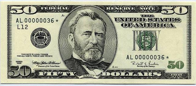 Congress offeres $50
